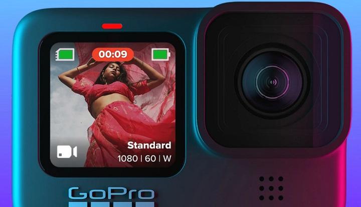 Imagen - GoPro Hero 9 Black: así es la nueva cámara deportiva