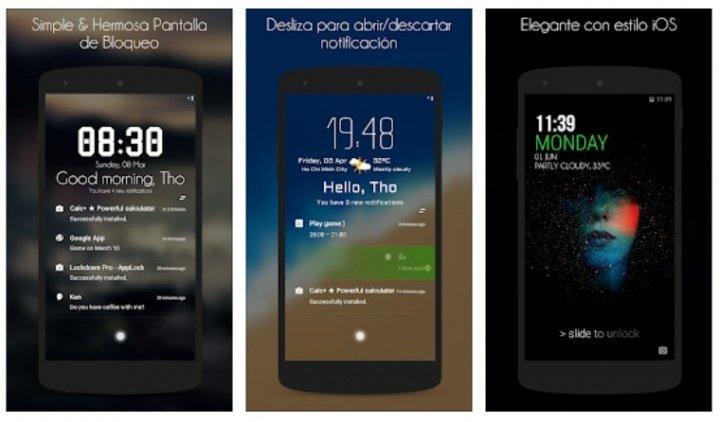 Imagen - Cómo cambiar el fondo de la pantalla de bloqueo en Android