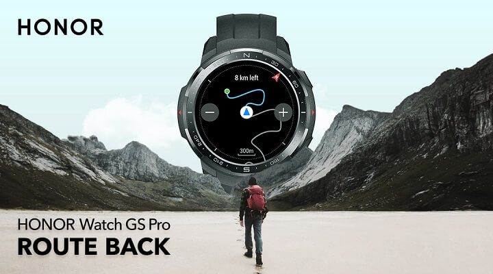 Imagen - Honor Watch GS Pro: detalles de este robusto smartwatch