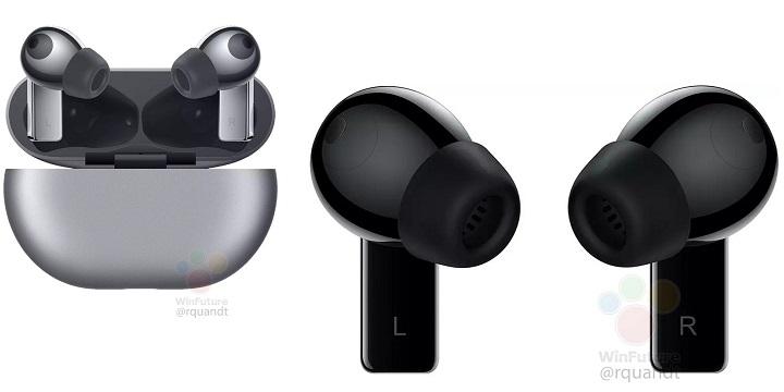 Imagen - Huawei FreeBuds Pro: detalles filtrados