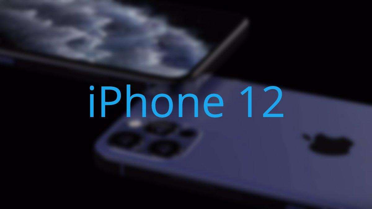 Desvelados los colores de los iPhone 12