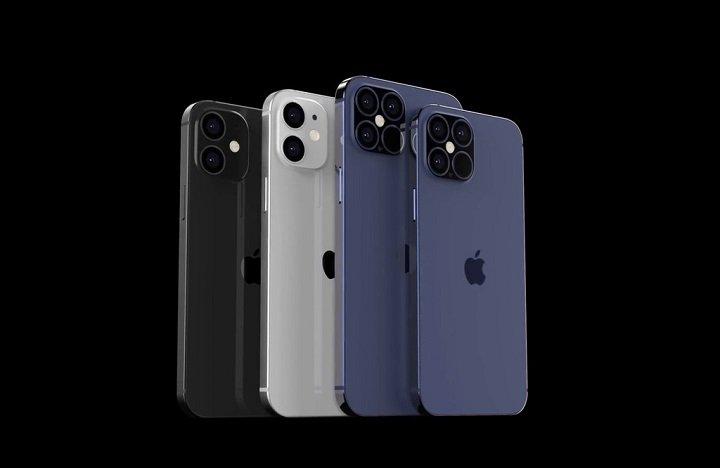 Imagen - iPhone 12: estos serán los colores