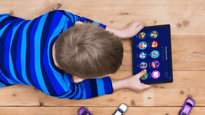 Imagen - Android Kids Space: tablets aptas para niños