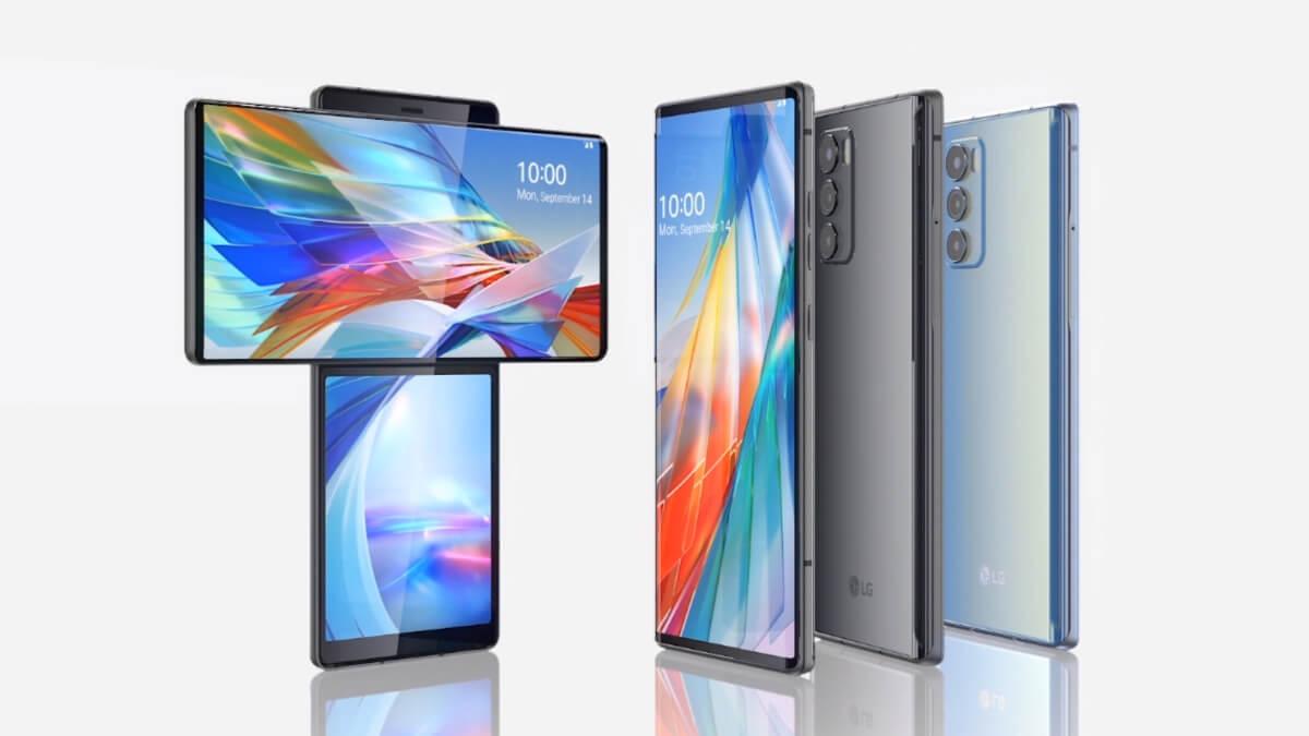 LG Wing es oficial: el smartphone con una segunda pantalla giratoria