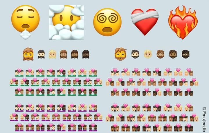 Imagen - Nuevos emojis para 2021: conoce la lista