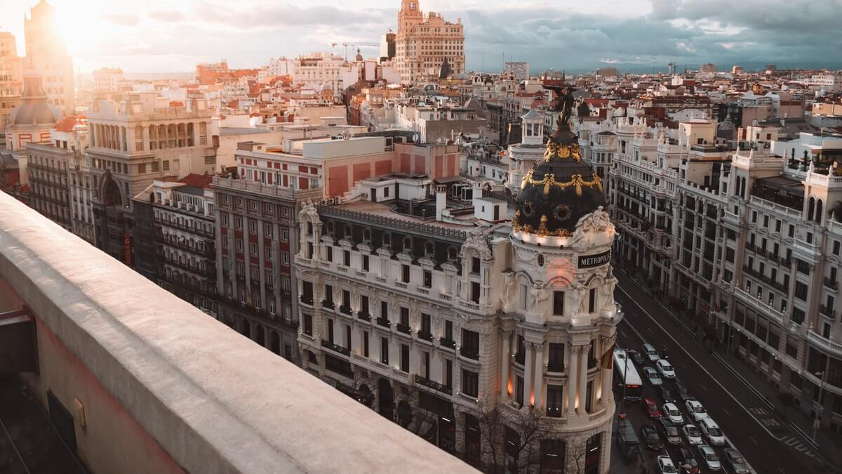 Esta web indica los contagios de coronavirus en cada distrito de Madrid