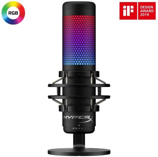 Imagen - HyperX QuadCast S: precio y especificaciones del micrófono