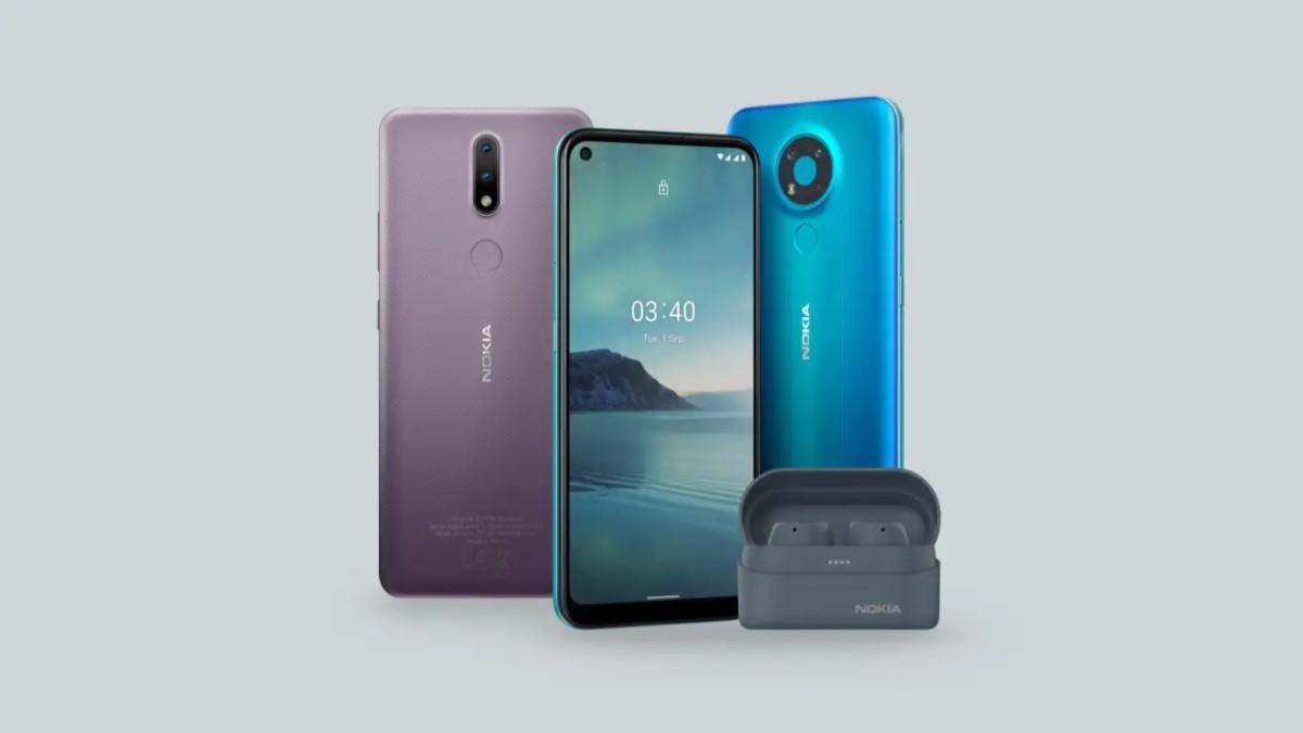 Nokia 3.4 y 2.4 son oficiales: los nuevos móviles asequibles de Nokia con Android puro