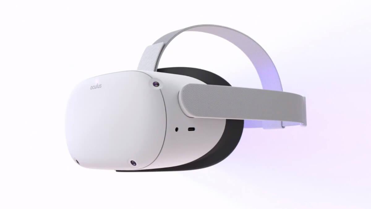 Oculus Quest 2: resolución 2K y Snapdragon XR2 en las nuevas gafas VR autónomas