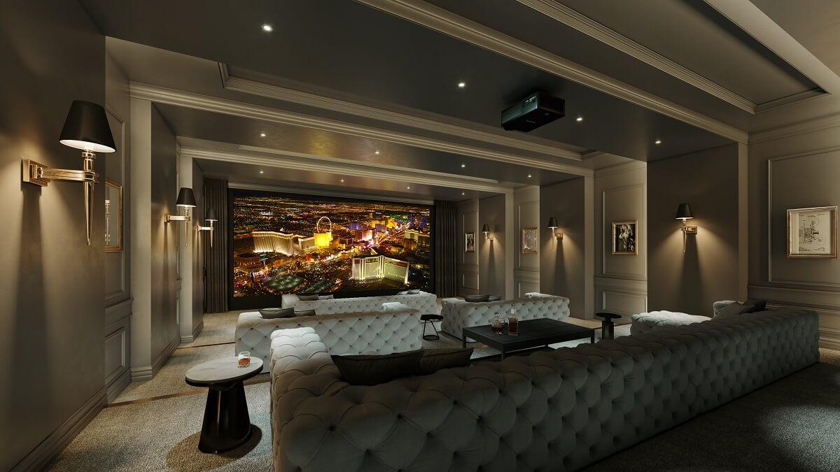Nuevos proyectores Home Cinema de Sony: cine en casa 4K de lujo