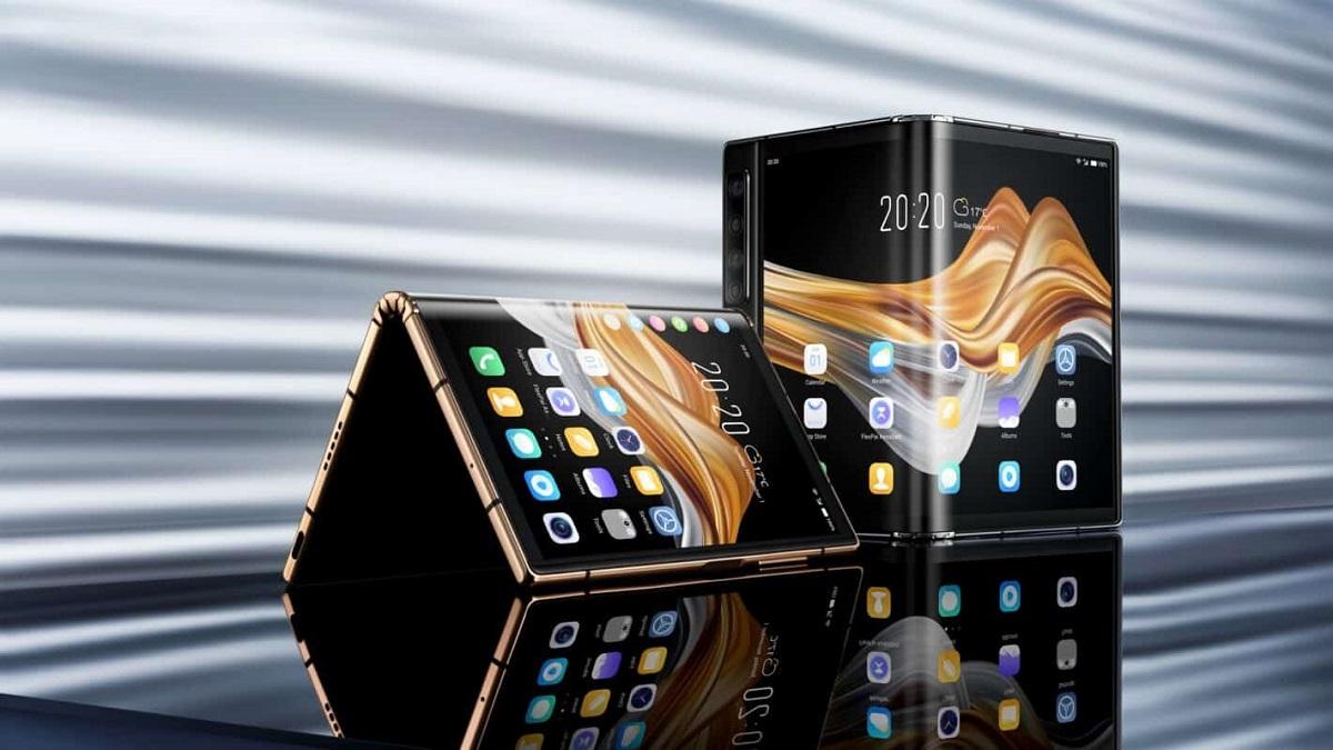 Royole FlexPai 2, el móvil plegable con 4 cámaras y touchpad táctil