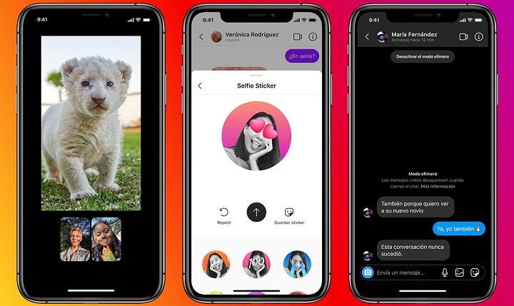 Imagen - Instagram y Facebook Messenger se fusionan