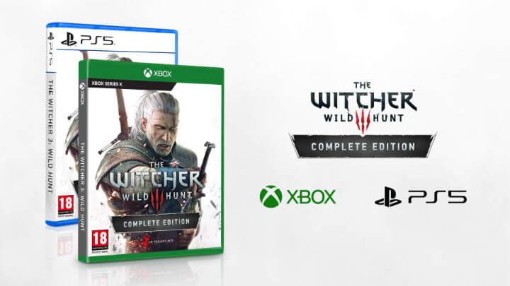 Imagen - The Witcher 3: versión para PlayStation 5 y Xbox Series X