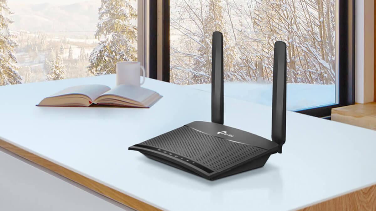 TP-Link TL-MR100, un router 4G para llevar WiFi a cualquier lugar