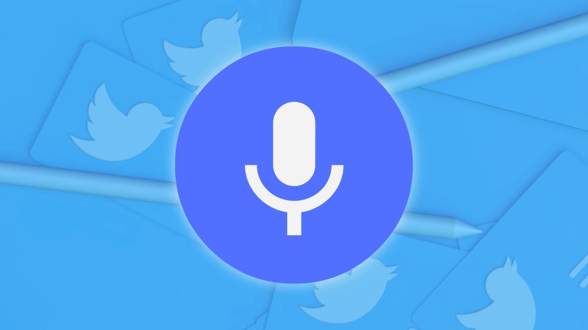 Twitter permitirá enviar audios en los mensajes privados
