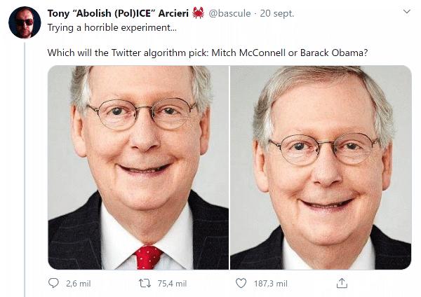 Imagen - El algoritmo de Twitter es racista con las fotos