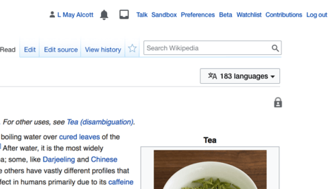 Imagen - Wikipedia cambiará su diseño tras 10 años