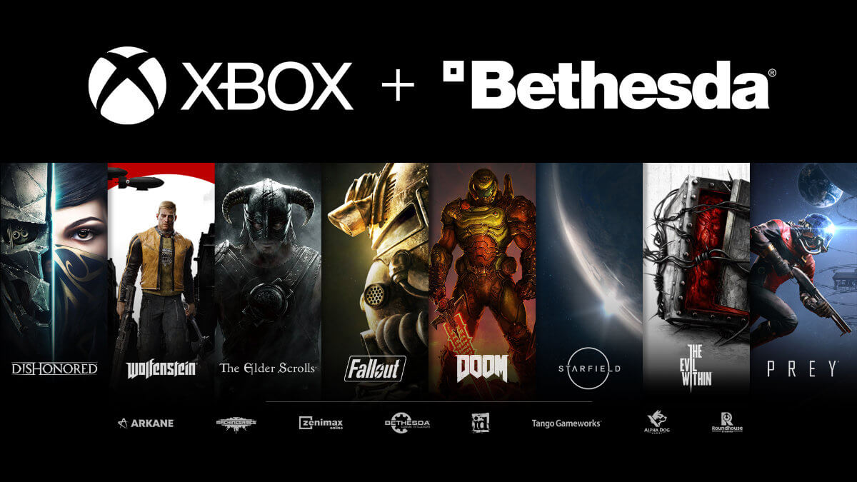 Microsoft compra Bethesda: Doom, Fallout y The Elder Scrolls pertenecen ahora a Xbox