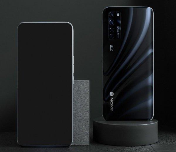 Imagen - ZTE Axon 20 5G: el móvil con cámara frontal bajo la pantalla