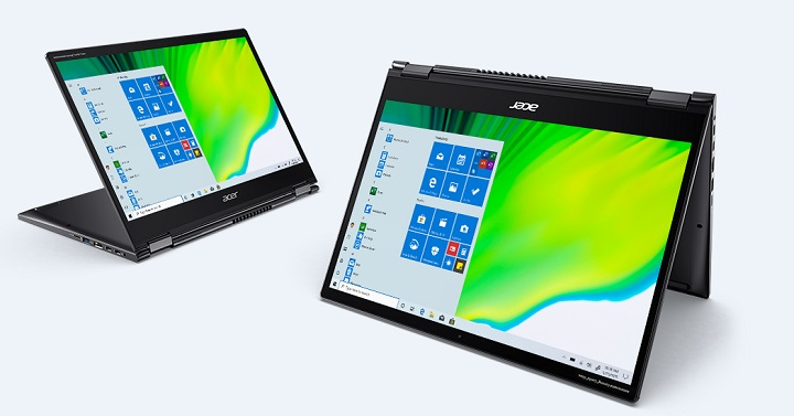 Imagen - Acer Spin 5 y Spin 3: especificaciones y precios