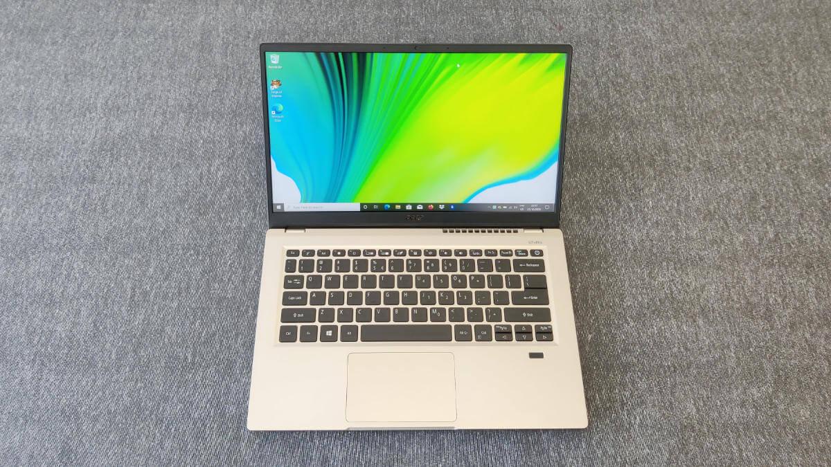 Primeras impresiones: Acer Swift 3X, ligereza y autonomía en un portátil atractivo