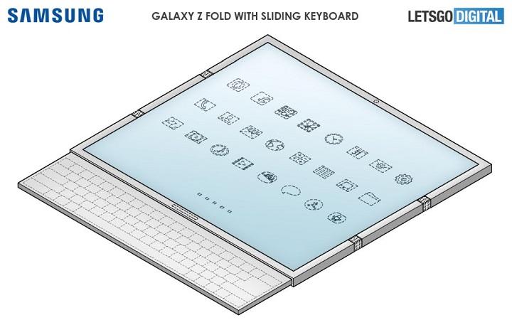 Imagen - Samsung Galaxy Z Fold 3: así sería la próxima generación