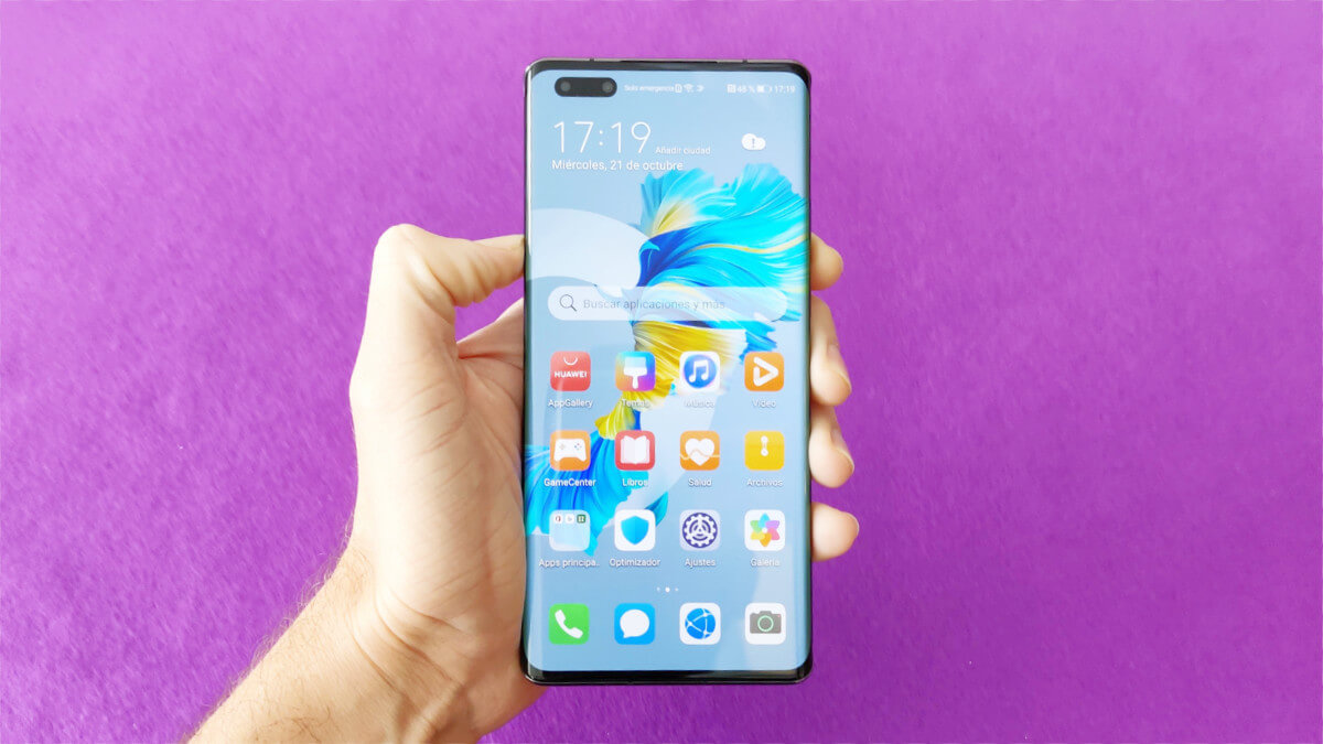 Primeras impresiones: Mate 40 Pro, el móvil estrella de Huawei sigue en forma