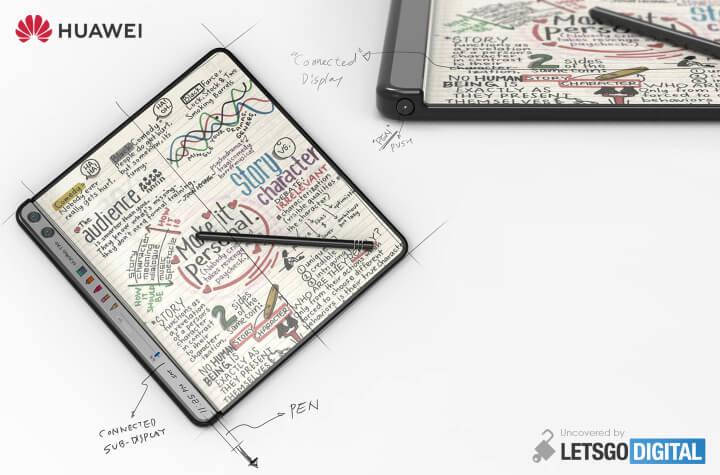 Imagen - Huawei Mate X2 filtrado: esto es lo que sabemos