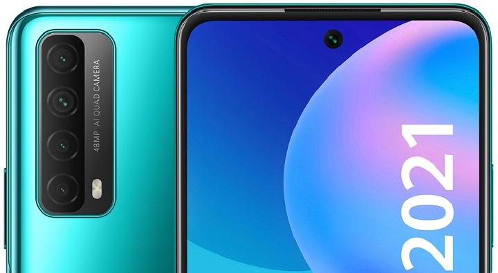 Imagen - Huawei P Smart 2021 llega a España: todos los detalles