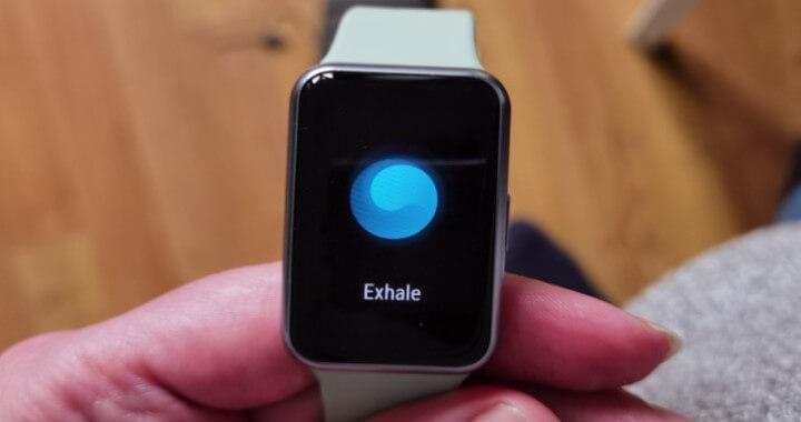 Imagen - Huawei Watch Fit: opinión, ficha técnica y precio