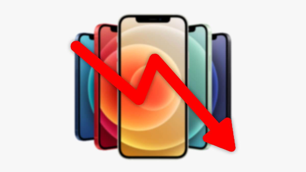 Apple pierde el tercer puesto en favor de Xiaomi