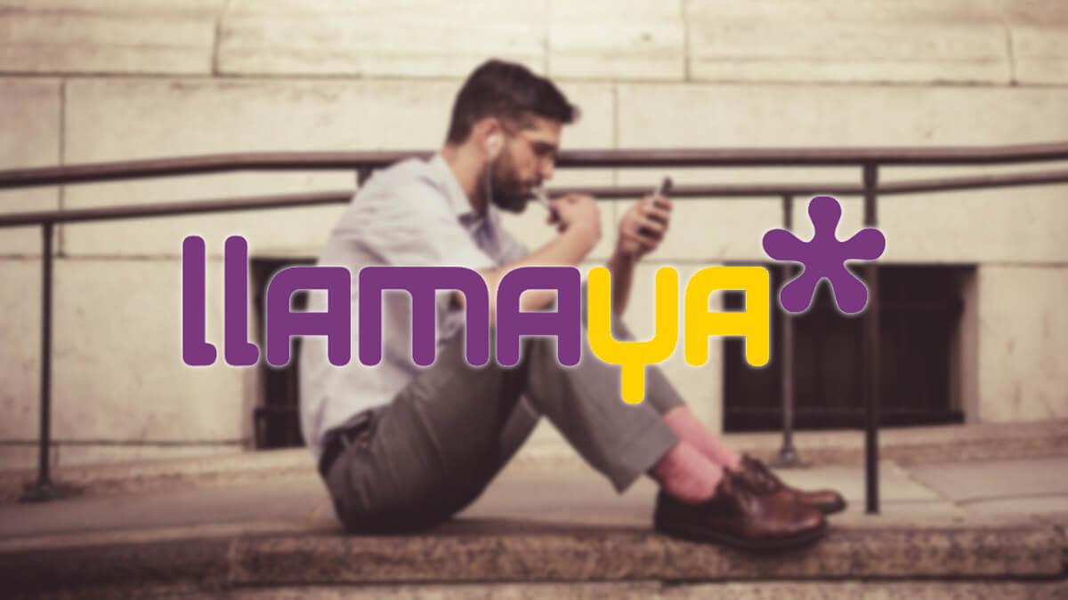 Llamaya lanza 120 GB por 30 euros para usar en casa