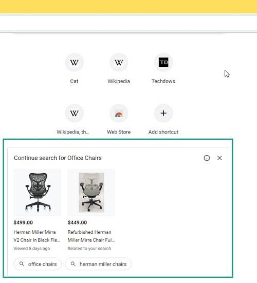 """Imagen - Chrome te mostrará publicidad en """"Nueva pestaña"""""""