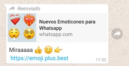 """Imagen - """"Nuevos emoticones para WhatsApp"""", ¿es real?"""