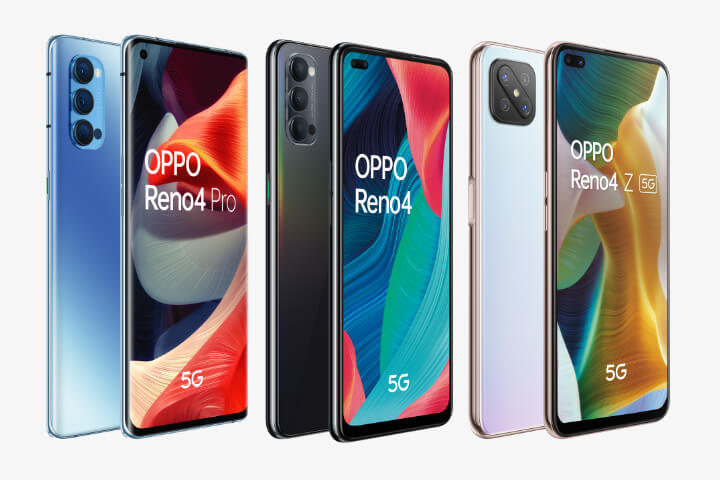 Imagen - Oppo Reno 4 y Reno 4 Pro: ficha técnica y precio en España
