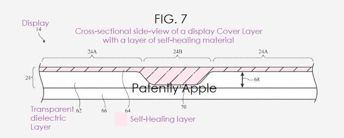 Imagen - El iPhone plegable auto-repararía su pantalla