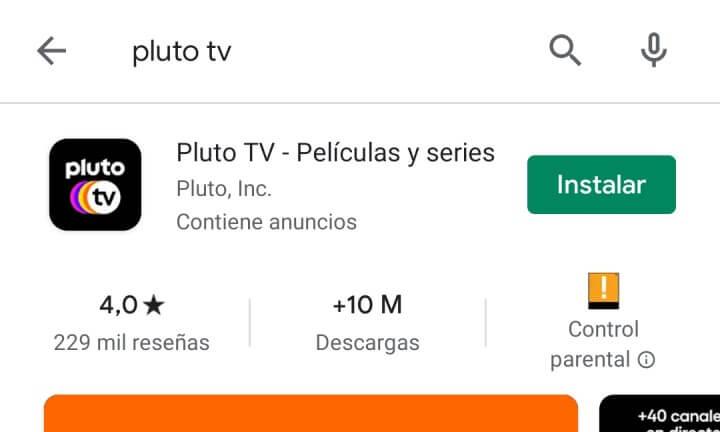 Imagen - Pluto TV: qué es, catálogo y más
