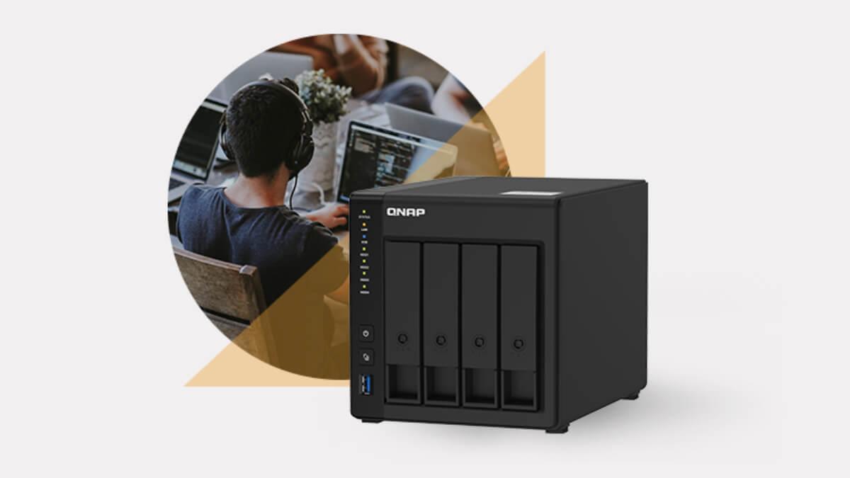 QNAP TS-451D2: el nuevo NAS con salida HDMI basado en Intel J4025