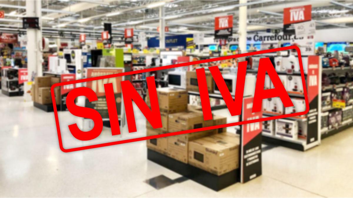 """Días sin IVA de Carrefour: estos son los mejores """"chollos"""" en tecnología"""
