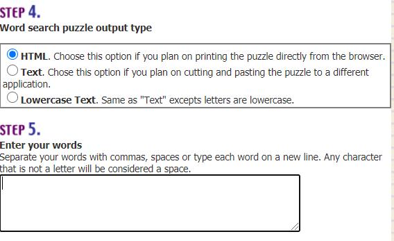 Imagen - 5 webs para generar sopas de letras