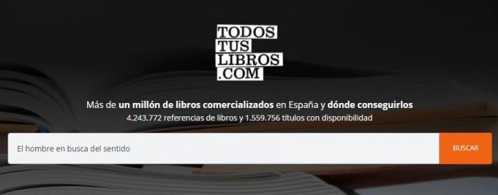 Imagen - Todostuslibros, descubre en qué librería venden un libro
