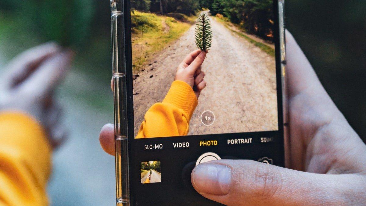 Cómo hacer fotos en formato 16:9