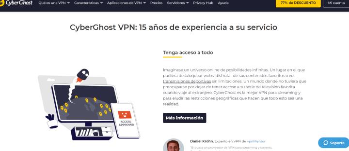 Imagen - Mejores VPN gratis de 2020