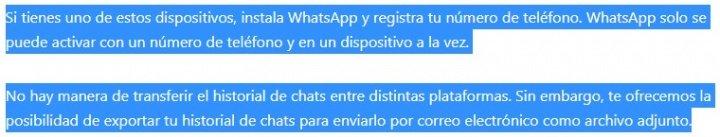 Imagen - WhatsApp dejará de funcionar en algunos móviles en 2021