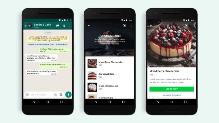 Imagen - WhatsApp permitirá comprar y pagar directamente en la app