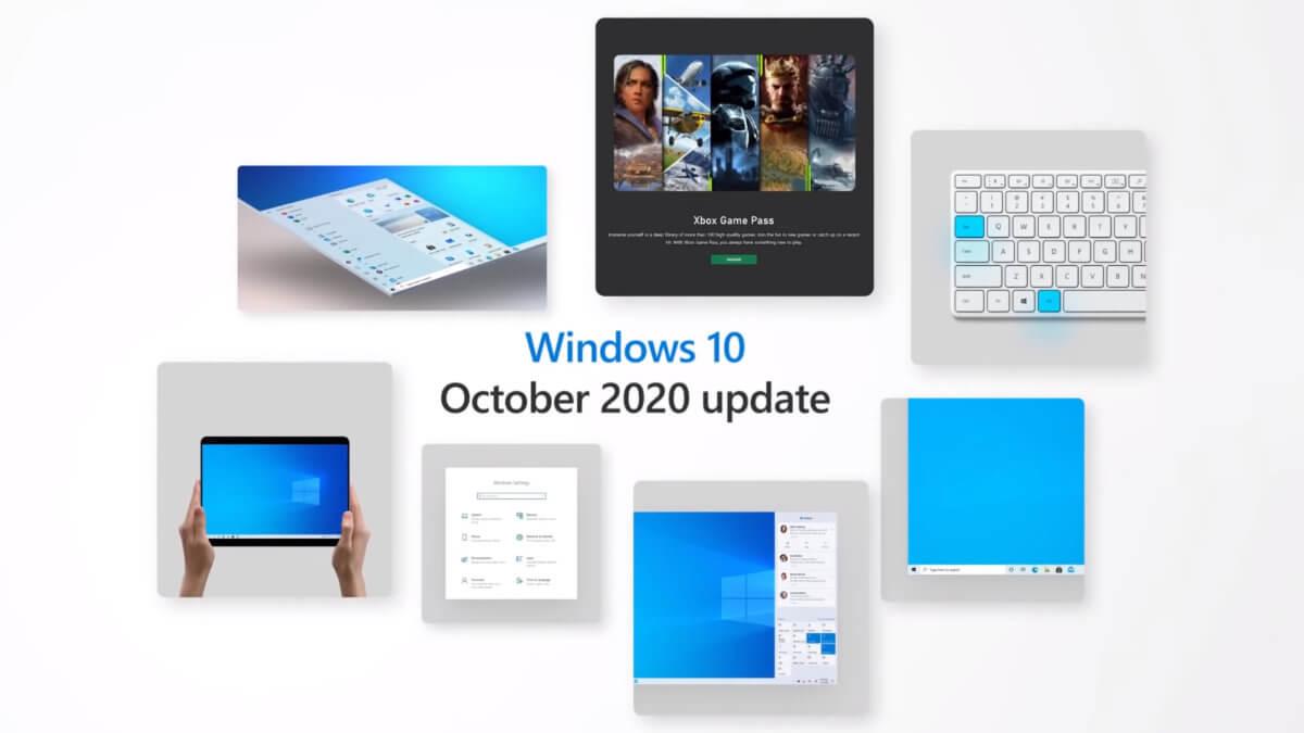 Windows 10 October 2020 Update ya está aquí: todas las novedades de la actualización