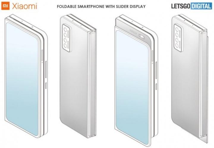 Imagen - Xiaomi prepara un teléfono con pantalla deslizante