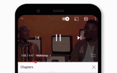 Imagen - YouTube para móviles actualiza los gestos