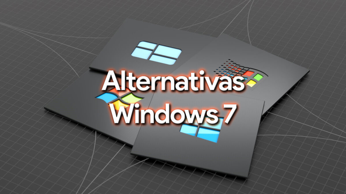 8 alternativas a Windows 7