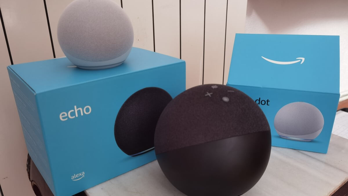 Review: Amazon Echo y Amazon Echo Dot, dos bolas mágicas con un sonido cautivador